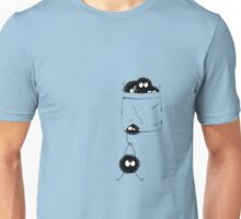 Pocket dust Unisex T-Shirt