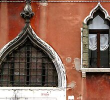 windows of Venice 1 by Susan Segal