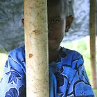 Local boy, Port Vila, Vanutatu by Justine Chesterman