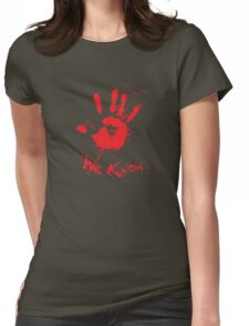 The Brotherhood Womens Fitted T-Shirt