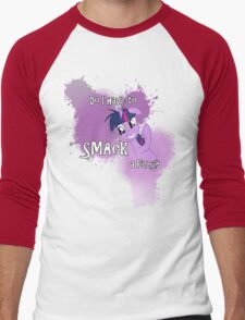 Smack a Filly Men's Baseball ¾ T-Shirt
