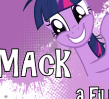 Smack a Filly Sticker