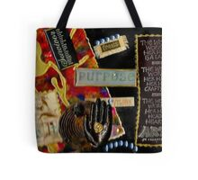 A Mother with A PURPOSE Tote Bag