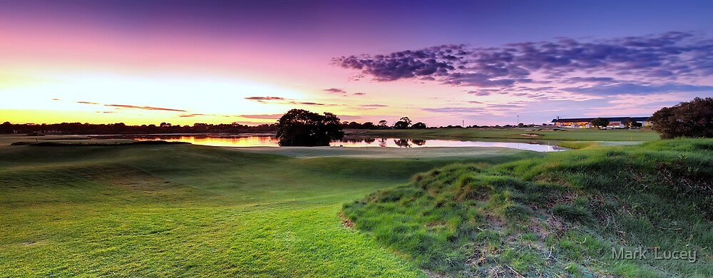 The Country Club by Mark  Lucey