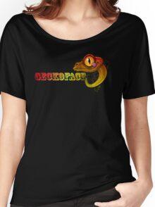 Geckoface Logo Women's Relaxed Fit T-Shirt