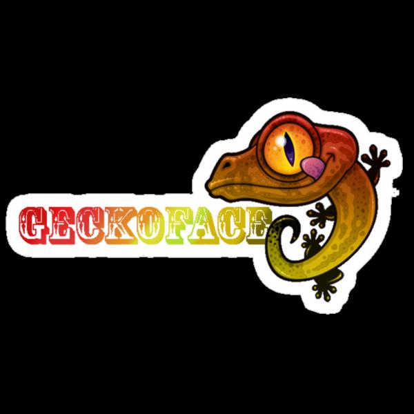 Geckoface Logo by Geckoface