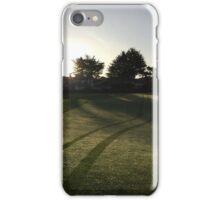 Morning Shot of Fairway at Half Moon Bay iPhone Case/Skin