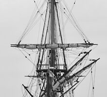 Tall Ship. by yook