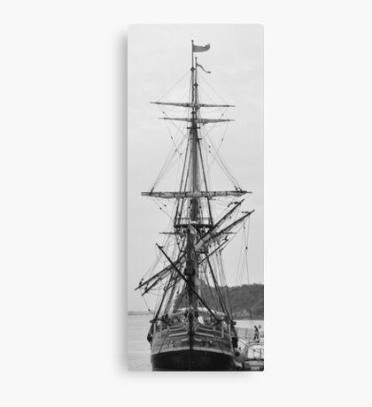 Tall Ship. Canvas Print