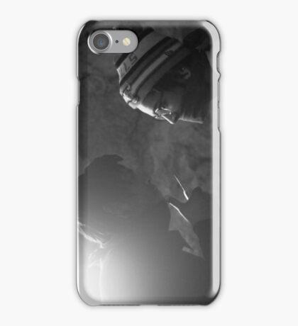 Doppelganger Hostage iPhone Case/Skin