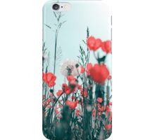 City Flowers 3 iPhone Case/Skin