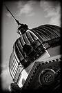Flinders st Clock by Andrew Wilson