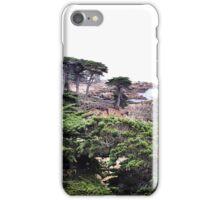 Pacific Coast Cypress Trees-Pebble Beach iPhone Case/Skin