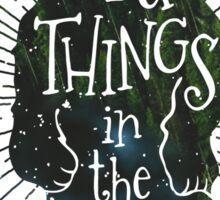 Wild Things Inside Sticker