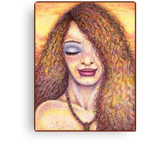 ...Or Something Quite Like Her... Canvas Print