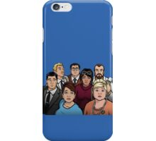 Spy town iPhone Case/Skin