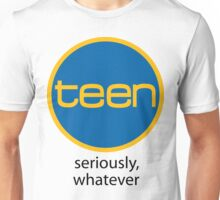 Teen - culture jamming Unisex T-Shirt