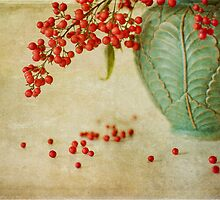 Autumn Berries by Suzanne Cummings