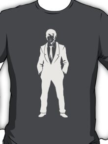 "SebastiAn - Total (Original Artwork 3) (""White"") T-Shirt"