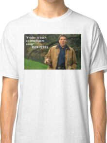 Rick Perry Funny 2 Classic T-Shirt