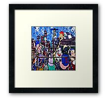 Graffiti #82 Framed Print
