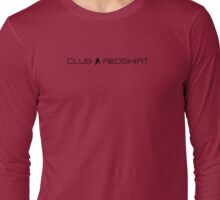 Club Redshirt Long Sleeve T-Shirt