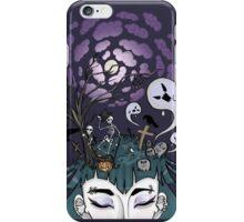 Halloween Head iPhone Case/Skin