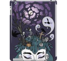 Halloween Head iPad Case/Skin
