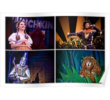 Off To See The Wizard-Four Friends-2 Poster