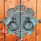 Door Handle, Jeonju by Jane McDougall