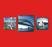 Gotta love Sydney (4) - Harbour One Piece - Short Sleeve