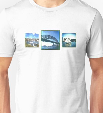 Gotta love Sydney (4) - Harbour Unisex T-Shirt