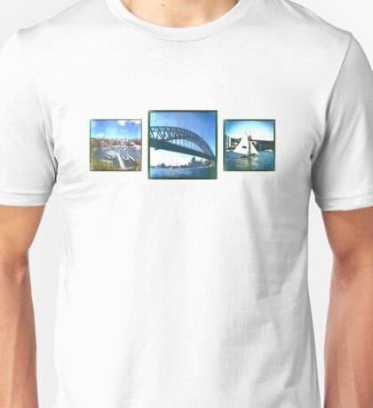 Gotta love Sydney (4) - Harbour Unisex T-Shirt