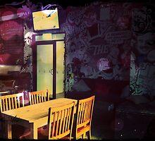Surry Hills Restaurant by gilleebee
