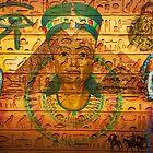 Nefertiti & Akhenaten by Chanel70