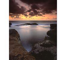 """Gleaming"" ∞ Little Bay, NSW - Australia Photographic Print"