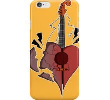 Heart strings iPhone Case/Skin