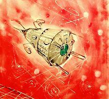 Deep Red by John Dicandia ( JinnDoW )
