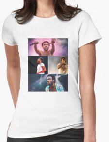 Childish Gambino Live Womens Fitted T-Shirt