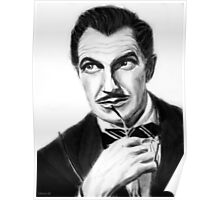 Vincent Price Poster