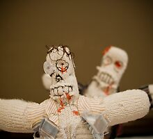 Zombie Doll Attack-1 by ScaredylionFoto