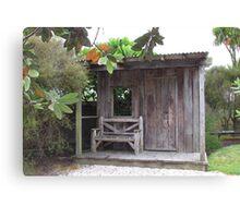Pretty Cottage ~ Canvas Print