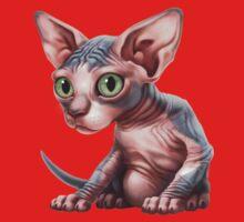 Cat-a-clysm: Sphynx kitten - Classic Kids Clothes