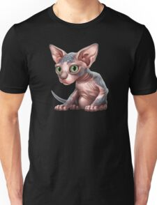 Cat-a-clysm: Sphynx kitten - Classic Unisex T-Shirt
