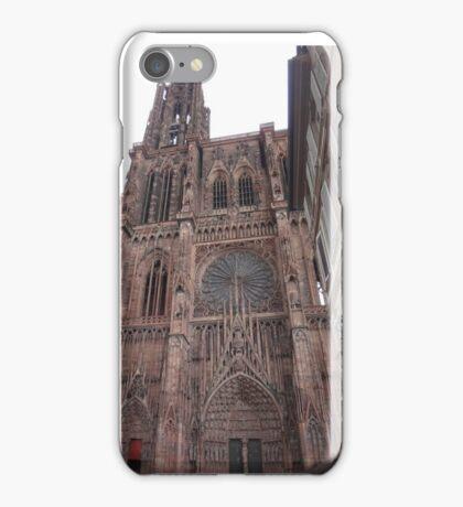 Notre Dame De Strasbourg iPhone Case/Skin