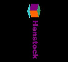 Henstock Technologies Black iPhone Cover by manjp002