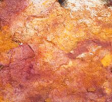Patterns in the Rock 3 by Brent Matthews