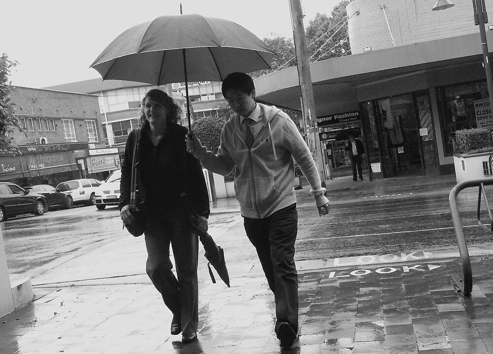 More Rain In Sydney by Andrew Kalpage