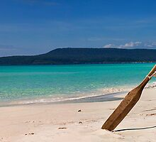 Koh Rong - Cambodia by Cameron Christie