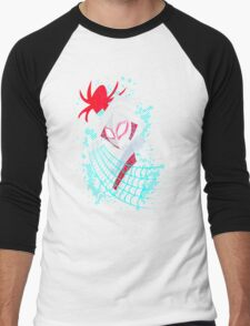 Spider-Gwen TAS Men's Baseball ¾ T-Shirt